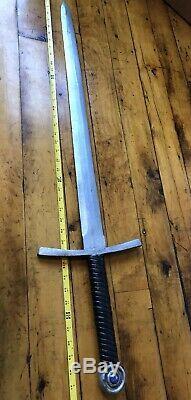 Underworld Rise of the Lycans Death Dealer Sword Movie Film Prop Weapon COA