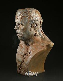 Van Helsing Frankenstein Monster Display Bust Movie Prop Greg Cannom COA RARE