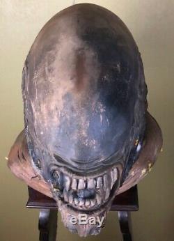 Vintage Original ALIEN Movie Foam Filled Mask Head