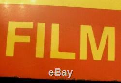 Vintage We Sell Kodak Film Sign Used in Harvey Milk Movie San Francisco Gay