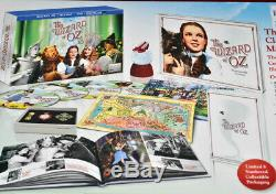 WIZARD OF OZ Signed JUDY GARLAND Autograph, DOLL, Blu DVD Set Frame Set COA UACC