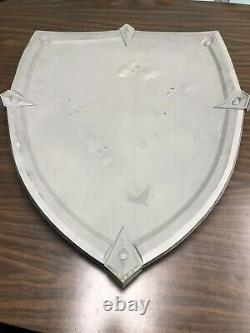 Warcraft Movie Prop Store Film Used Alliance Large Shield COA Included