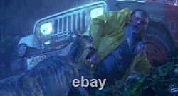Wayne Knight Signed Autographed Jurassic Park Prop Replica Raincoat Jacket + COA