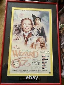 Wizard of oz movie memorabilia Set Of 2