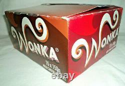Wonka Bar Case Screen Used Movie Prop Charlie & The Chocolate Factory Tim Burton